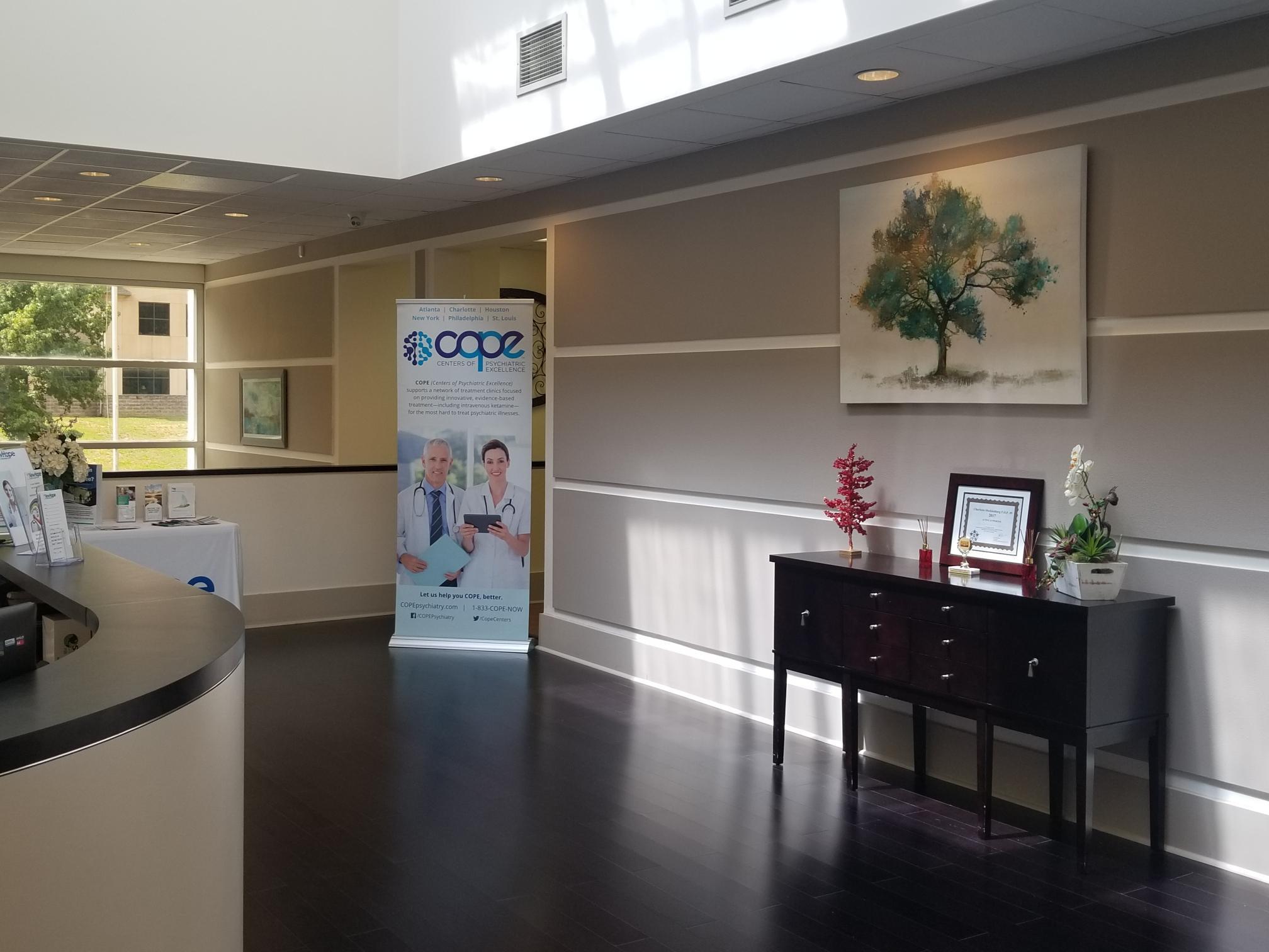 Ketamine Treatment in Charlotte, NC
